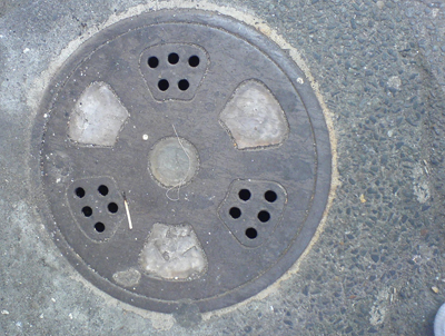 Mannish Hole Cover