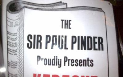 Pinder?
